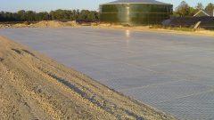 Antislip betonplaten